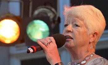 Irish Folk Konzert am 05.10.18 mit der Sängerin Ann Grealy und Band.