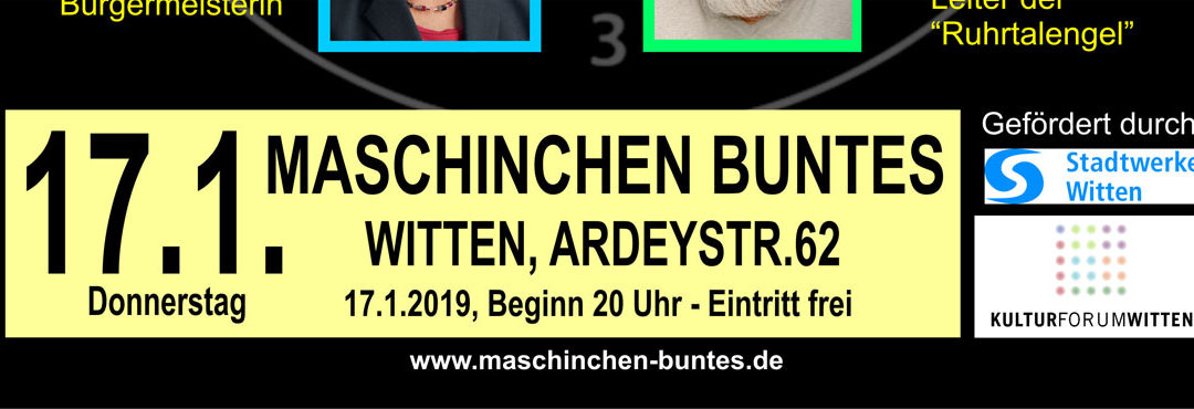 Maschinchen-Buntes