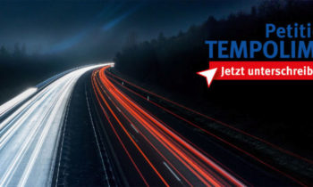 Tempolimit von 130 km/h auf Autobahnen