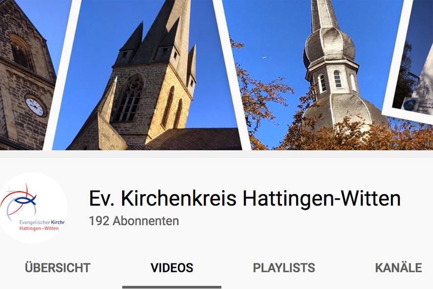 Gemeinsam. Trotz Abstand nicht einsam! Kirchenkreis startet mit YouTube-Kanal