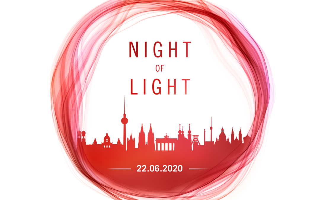 Night of Light: Solidarität mit der Veranstaltungsbranche