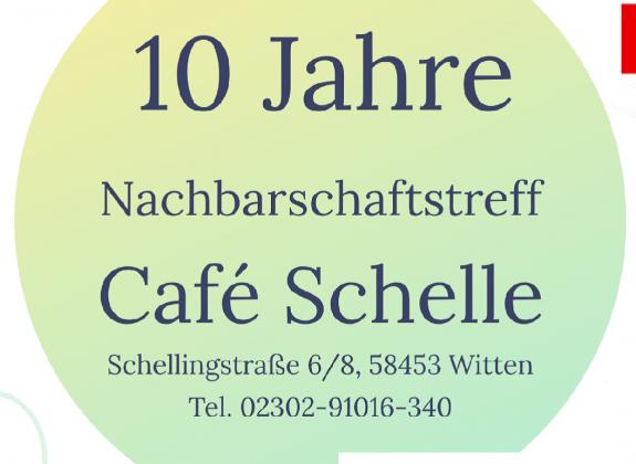 2021-09-17-Café Schelle 10 Jahre - Einladung